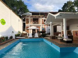 Mi Querencia, hotel with pools in Tarapoto