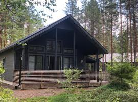 Ähtärin lomamökit - AARRE Mökki, hotel in Ähtäri