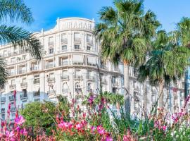Croisette Palais Miramar Cannes Imperial, apartment in Cannes