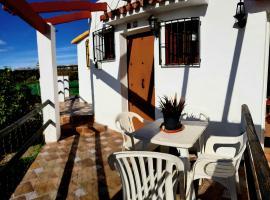At Home Casa Rural Torrox Park, hotel in Torrox Costa