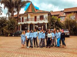 The Charity Hotel International