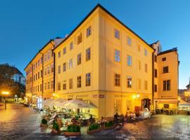 Hotel Lippert, hotel in Prague