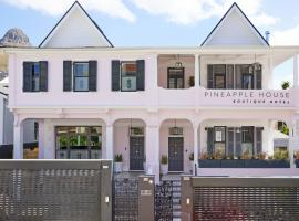 Pineapple House Boutique Hotel, hotel in Kaapstad