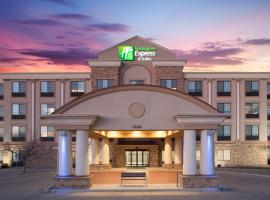 Holiday Inn Express Hotel & Suites Fort Collins, accessible hotel in Fort Collins