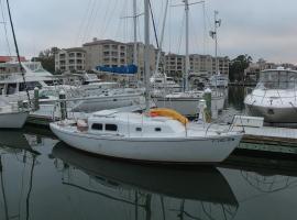 Lofty Sailboat