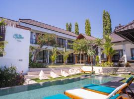 The Palms Canggu, отель в городе Чангу