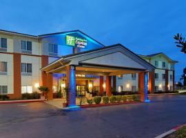 Holiday Inn Express San Pablo - Richmond Area, hotel in San Pablo