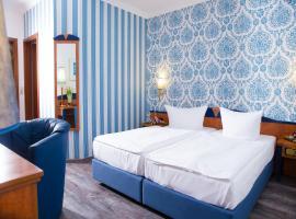 Hotel Weinberg Güstrow, Hotel in der Nähe vom Flughafen Rostock-Laage - RLG, Güstrow