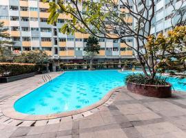 OYO 2122 Qubic, hotel near Grand Galaxy Park, Jakarta