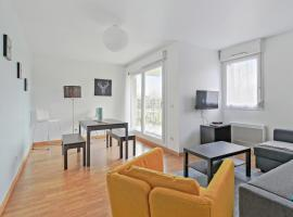 Modern and bright flat in Montevrain, close to Disneyland Paris - Welkeys