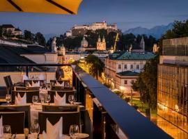 IMLAUER HOTEL PITTER Salzburg, hotel u Salzburgu