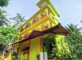 Richard Residency, beach hotel in Calangute