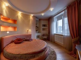 InHome24 Large apartment for family, hotel in Korolëv