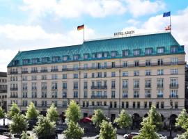 Hotel Adlon Kempinski Berlin, Wellnesshotel in Berlin