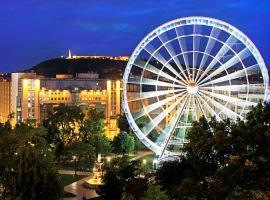 فندق كيمبنسكي كورفينوس بودابست