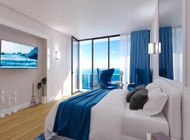 Hotel orbi city sea view