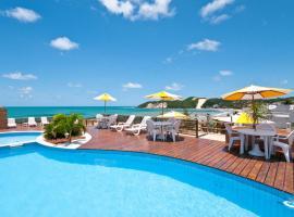 Mirador Praia Hotel, hotel in Natal