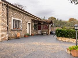 Boutique Holiday Home in Bracciano with Garden