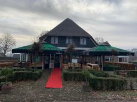Hotel, restaurant, grand café het Wapen van Aelden
