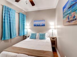 Sleek 3BR Gulfport Condo w/Ocean Views!