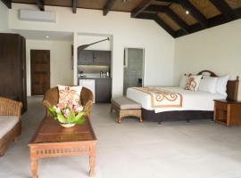 パシフィック リゾート ラロトンガ、ラロトンガ島のホテル