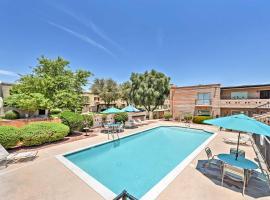 'Casa Feliz' Scottsdale Condo w/ Pool By Downtown!