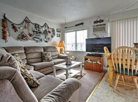 Ocean City Beach Condo, 5-Block Walk to Beach!