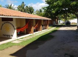 Pousada Areal Barra Grande Maragogi AL, hotel em Maragogi