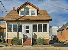 Seaside Heights Home - Walk to Beach & Boardwalk