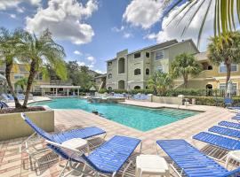 Comfortable Clearwater Condo ~3 Mi to Golf Course!