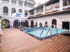 Old Courtyard Hotel, hotel in Cochin