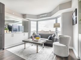 Dream suite in Yorkville