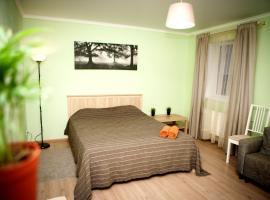 Apartment na Rechnoy, вариант проживания в семье в Краснодаре