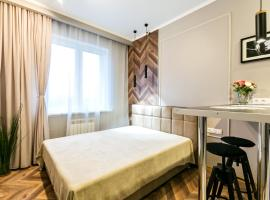 Alfa Apartments - Дизайнерские квартиры, бюджетный отель в Москве