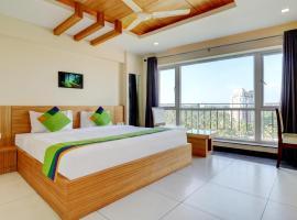 Treebo Trend Park Hotel, hôtel à Trivandrum