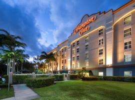 Hampton Inn Ft Lauderdale-Airport North