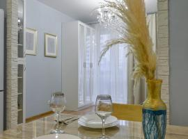 Light apartment, apartment in Odintsovo