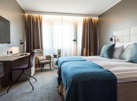 Botanika Uppsala, hotel in Uppsala