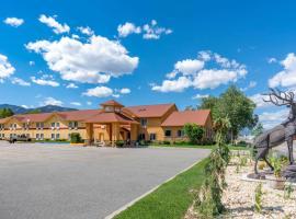 Baymont by Wyndham Salida, accessible hotel in Salida