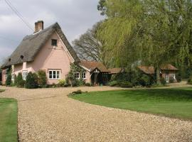Thatched Farm Bed and Breakfast, hotel near Sutton Hoo, Woodbridge