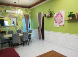 D Wangi Homestay Pasir Gudang at Ecotropic, hotel in Pasir Gudang