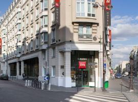 ibis Paris Gare du Nord Château Landon 10ème, hotel in Paris