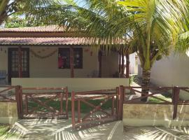 Maragogi Praia de Antunes Chalé 1, pet-friendly hotel in Maragogi