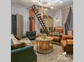 Noszvaj Cabin