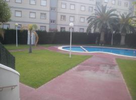 Urbanizacion la alonrdra de jaime I, hotel in Canet de Berenguer