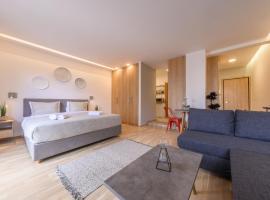 MAGNOLIA City Suite, apartment in Patra