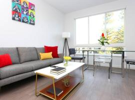 Modern & Immaculate 2BR @ San Jose Tech Campuses