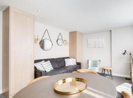 Cosy studio neuf-parc expos Porte de Versailles by GuestReady, hotel in Vanves