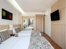 Normandy Hotel, hotel near Francisco Nunes Theather, Belo Horizonte
