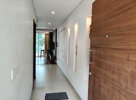 Leisurebay Goa, apartment in Calangute